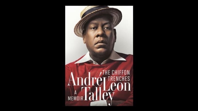 André Leon Talley: 'Anna Wintour Did Not Make Me, I Made Myself' [VIDEO]