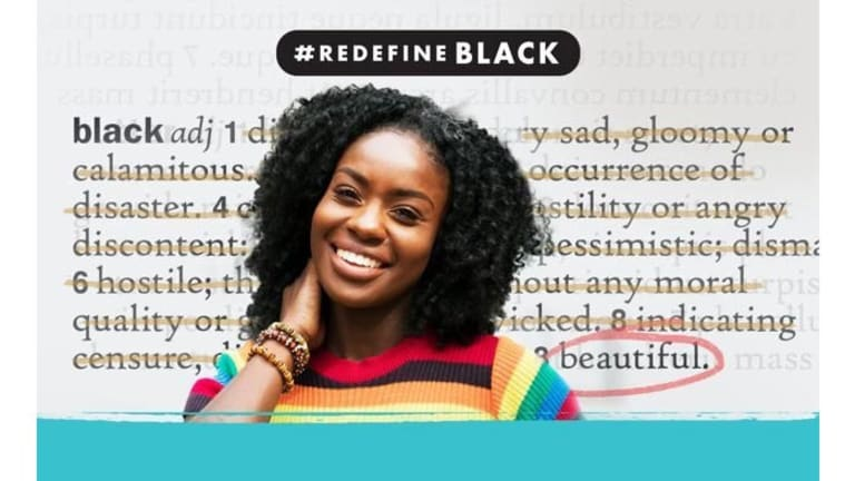 My Black is Beautiful Challenges Dictionaries To #RedefineBlack
