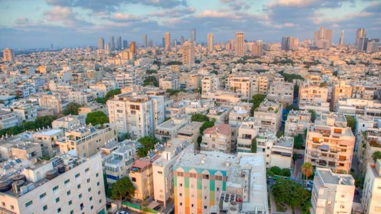Tel Aviv, the Other City That Never Sleeps