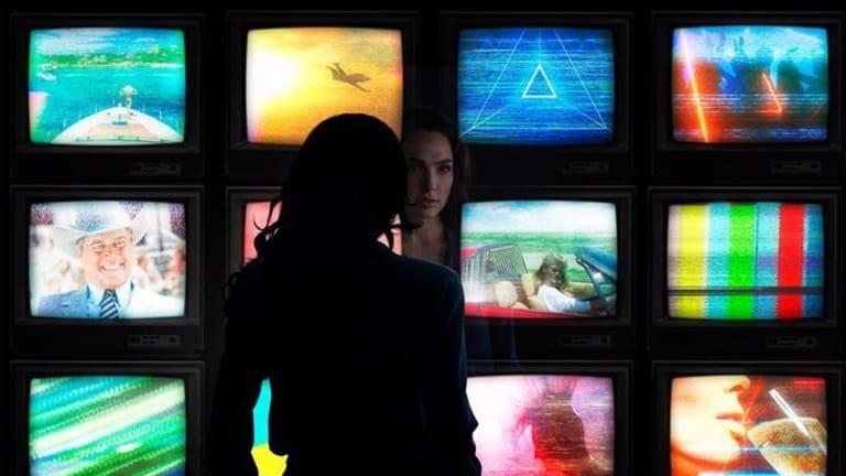 First Look: 'Wonder Woman 1984'