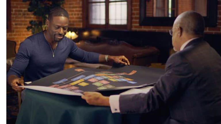 Sterling K. Brown Learns African Ancestry During 'Finding Your Roots' Episode