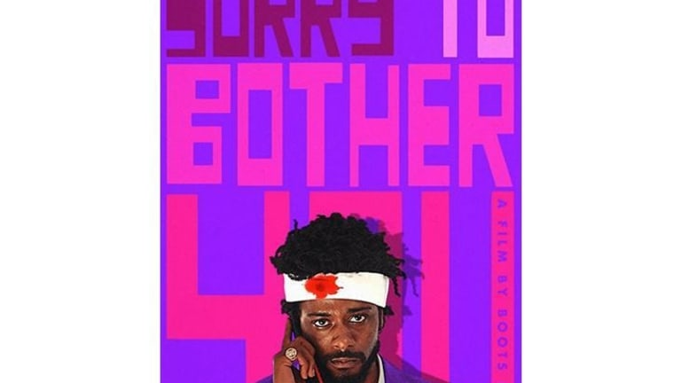 Quick Pic: Erykah Badu Hosts 'Sorry to Bother You' Screening in Dallas