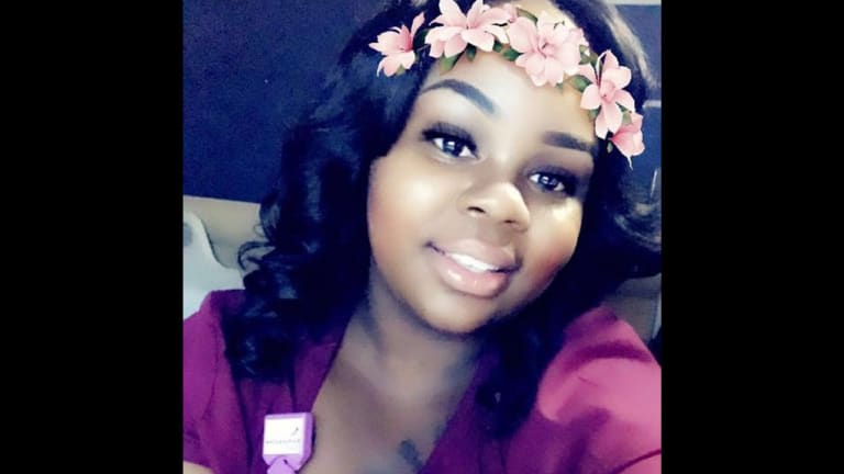 Louisville Police Release Virtually Blank Breonna Taylor Incident Report