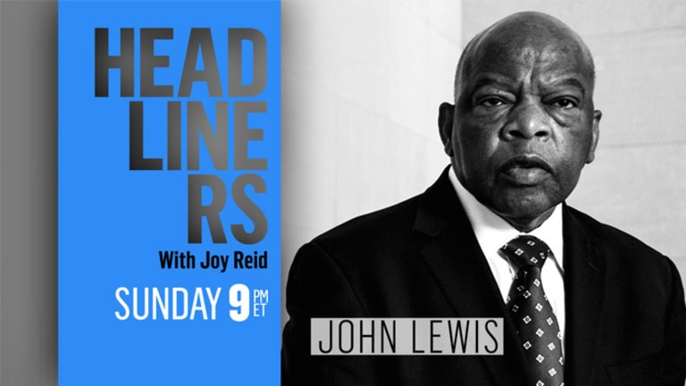 MSNBC's 'Headliners' Will Capture the Legacy of John Lewis