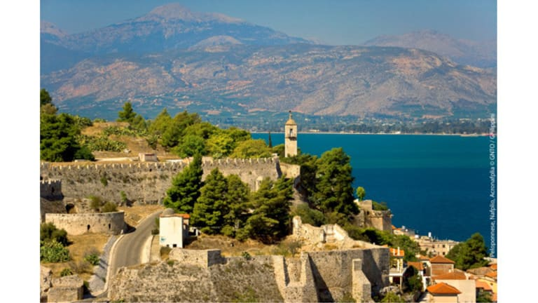 The Passion of Peloponnese