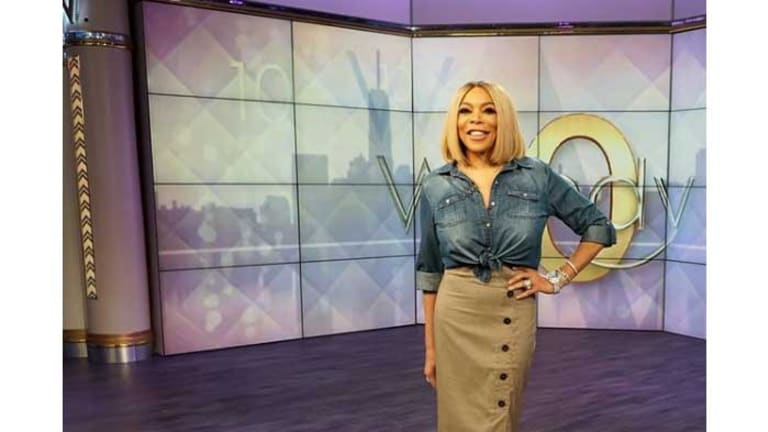 Heard on the Street: Wendy Williams on Living in a Sober House