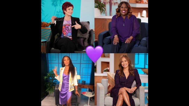 Heard on the Street: Eve Is Departing 'The Talk'
