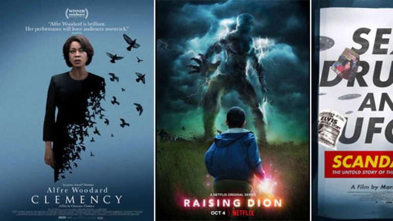 Trailer Load: 'Clemency,' 'Raising Dion,' 'Scandalous' & More