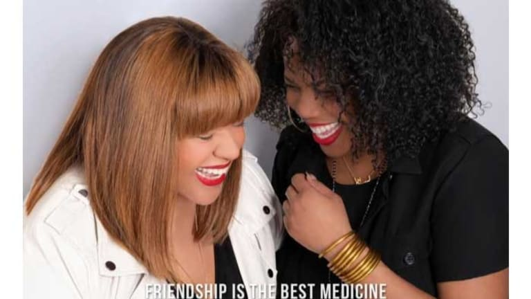 How Two Best Friends Are Changing the Cancer Conversation