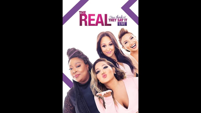 Heard on the Street: Tamera Mowry-Housley Isn't Returning to 'The Real'