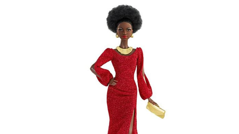 Mattel Releases 40th Anniversary Tribute to Black Barbie Doll