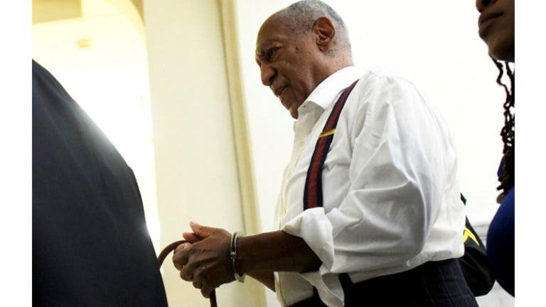 Bill Cosby Has Been Sentenced to Prison for 3-10 Years