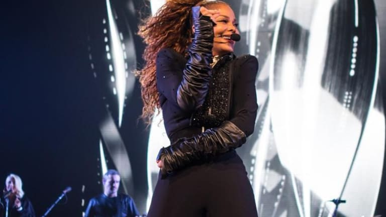Janet Jackson Shows ATL What She Is: An ICON.