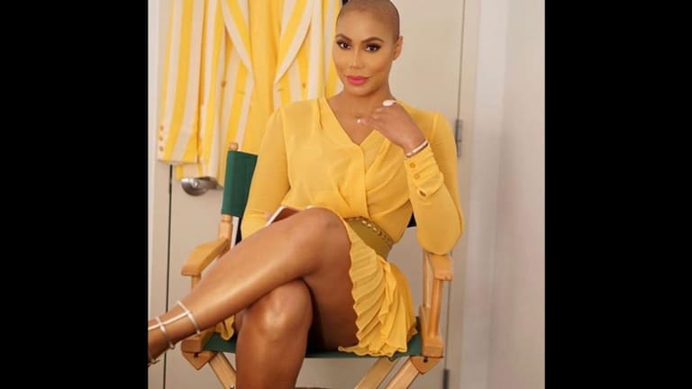 Tamar Braxton May Have Attempted Suicide in an L.A. Hotel