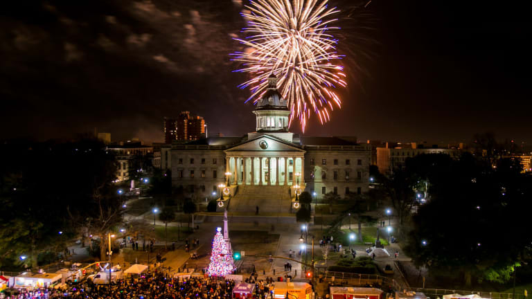 Columbia, SC Is Where You'll Want to Be for New Year's Eve