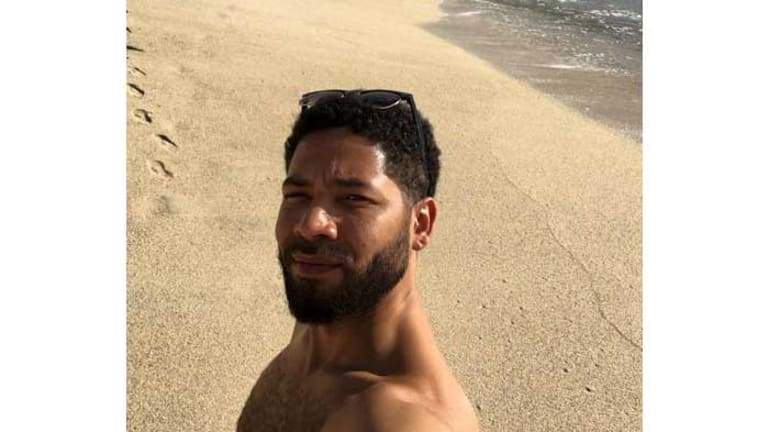 MAGA-Supporting Men Brutalize Jussie Smollett in Homophobic Attack