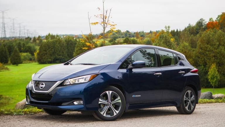 Taking a 'Stuber' Ride with the Nissan Leaf