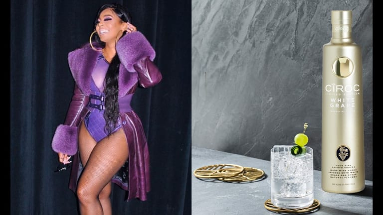 Ashanti Will Be Sipping Cîroc During the Verzuz and So Can You [COCKTAIL RECIPE]