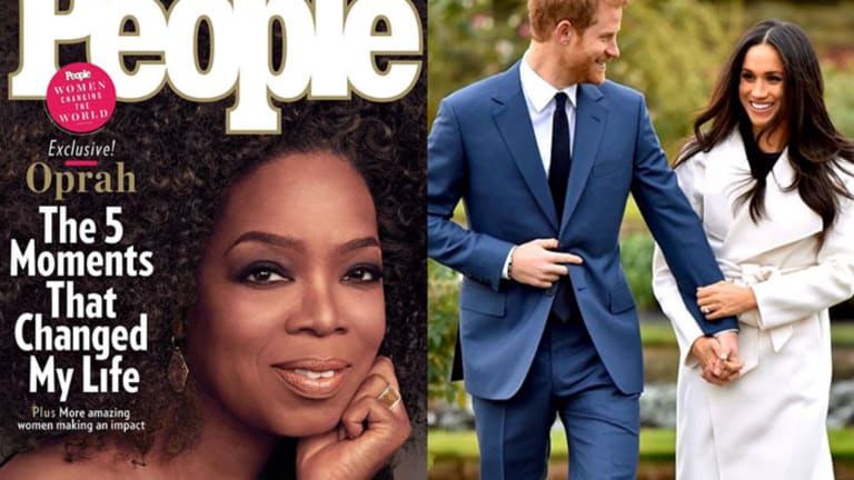 Heard on the Street: Don't Blame Oprah for Meghan and Prince Harry Stepping Down