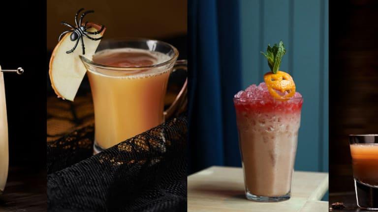 6 Ghoulishly Good Halloween Cocktails