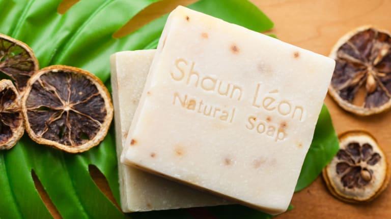 Editor's Pick: Shaun Léon Beauty Is Clean Self-Care