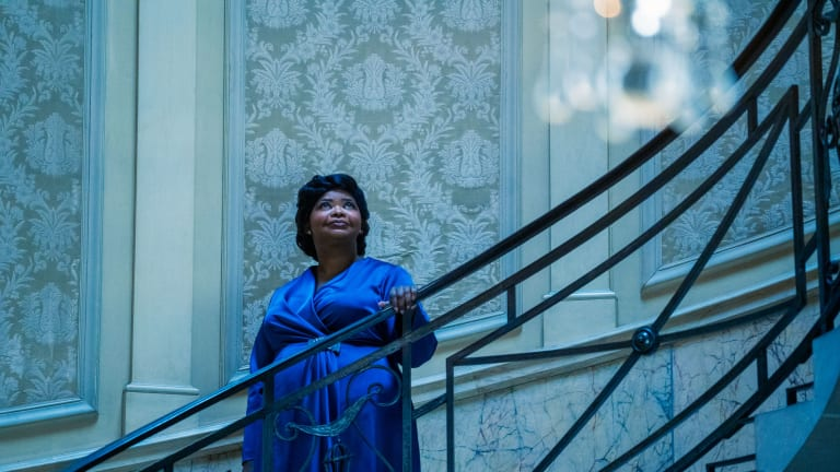 First Look: Octavia Spencer as Madam C.J. Walker in Netflix's 'Self-Made'