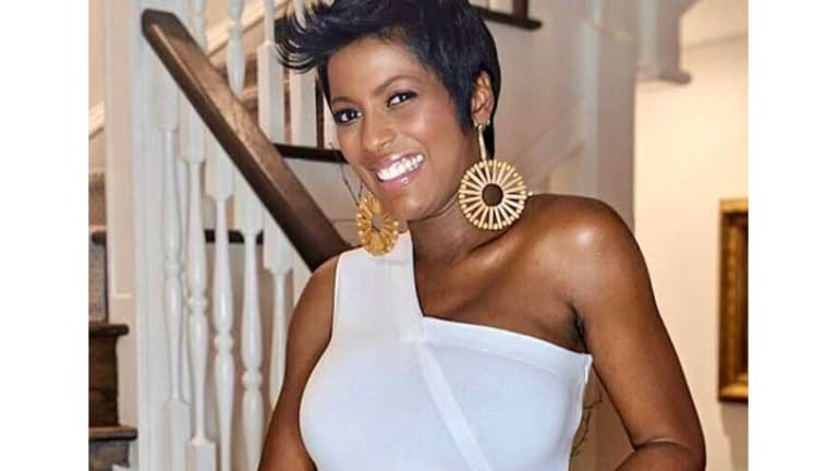 Heard on the Street: Tamron Hall Announces Pregnancy and Secret Marriage