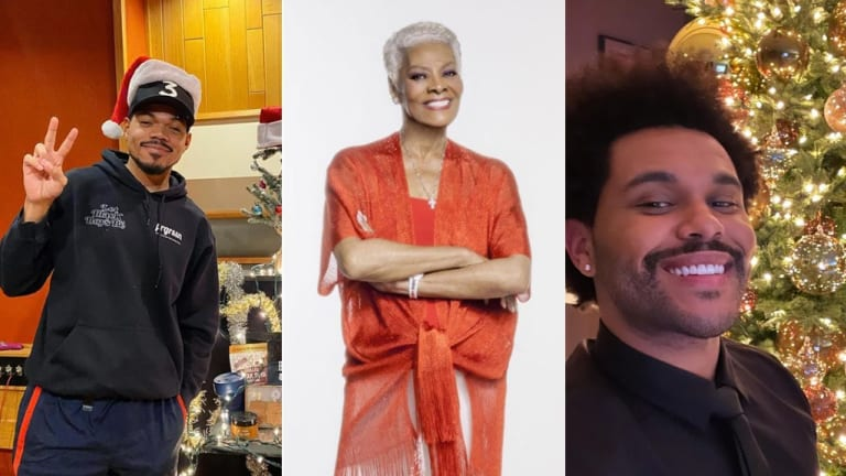 Dionne Warwick Got Jokes for Chance the Rapper and The Weeknd