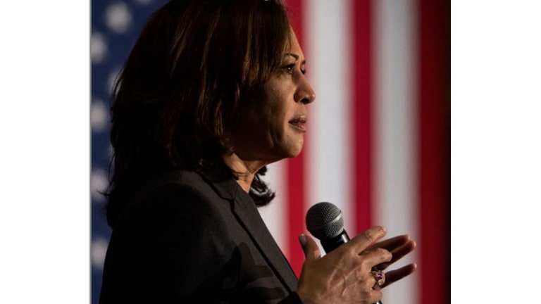 Heard on the Street: Kamala Harris Drops Out of Presidential Race