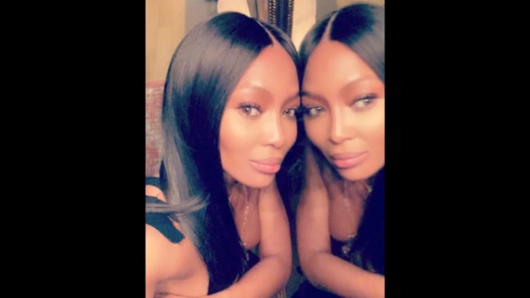 Naomi Campbell Launches 'No Filter with Naomi' Live-Stream Series