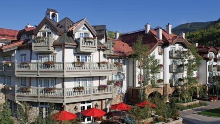 Sonnenalp Hotel Proves Vail Has More to Offer than Winter Sports
