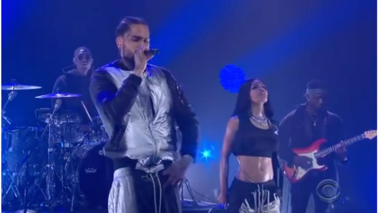 Weekday Distraction: Dave East and Teyana Taylor Perform 'Need a Sign'