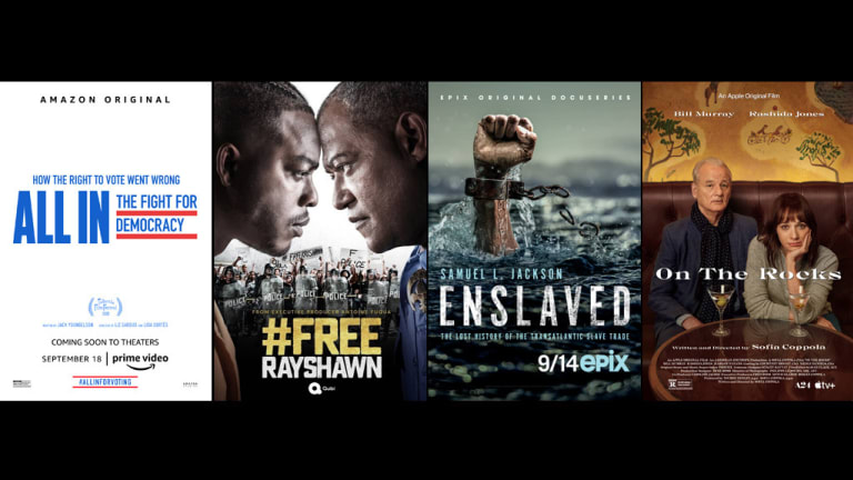 Trailer Load: 'All In,' '#FreeRayshawn,' 'Enslaved,' 'On the Rocks' & More
