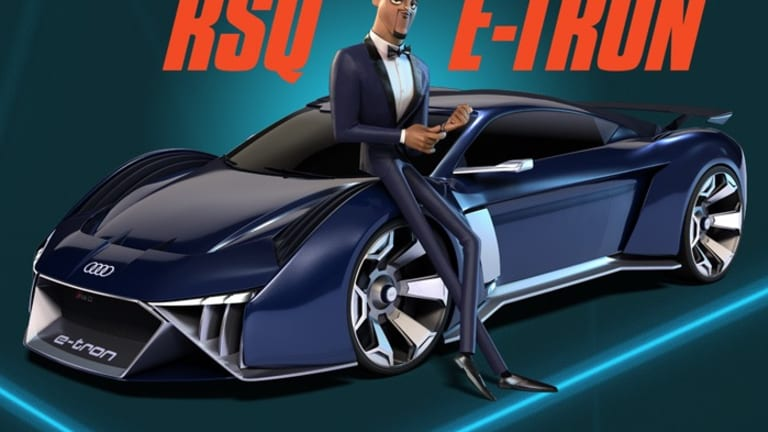 First Look: 'Spies in Disguise' Featuring the Audi RSQ e-tron