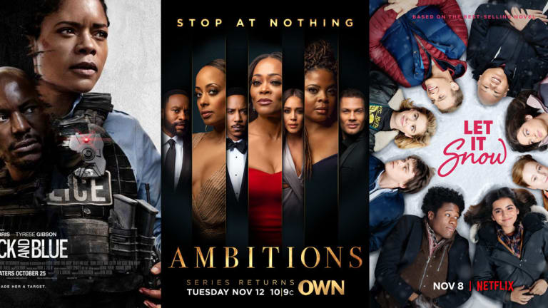 Trailer Load: 'Black and Blue,' 'Ambitions,' 'Let It Snow,' and More