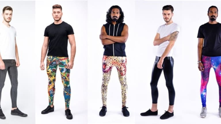 Kapow Meggings Are Meant for Performance, Not Laughter