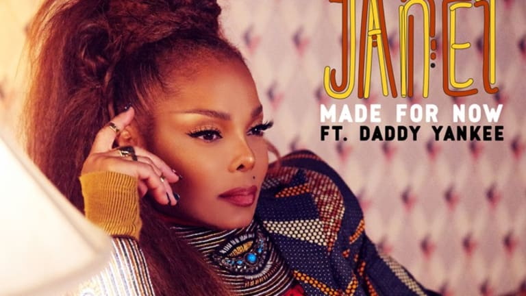 Quick Pic: Janet Jackson Releases Art & Video for First New Music Since 2015