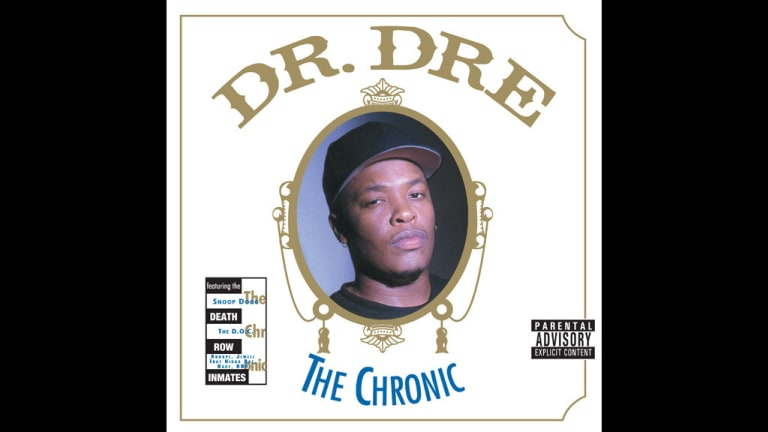 Dr. Dre's 'The Chronic' Is Set to Land on All Digital Platforms This Weekend