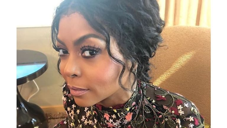 Get the Look: Taraji P. Henson's Messy Braid for the 2018 Emmys