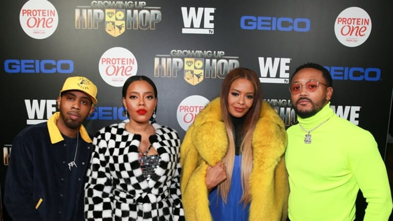 SocietEye: 'Growing Up Hip Hop' Season 4 Premiere