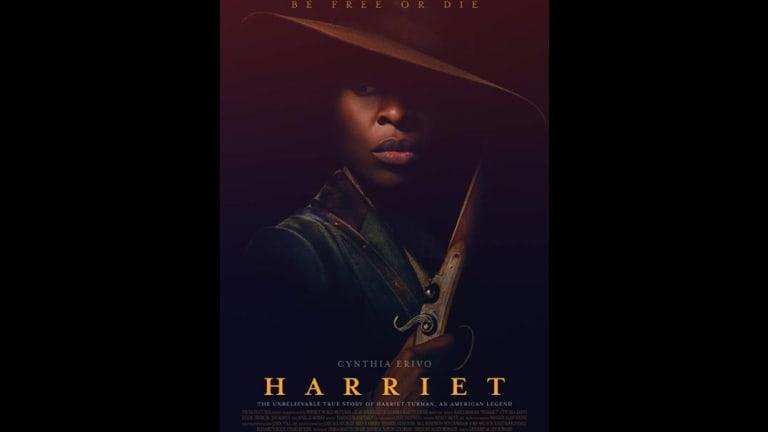 First Look: Cynthia Erivo as Harriet Tubman in 'HARRIET'