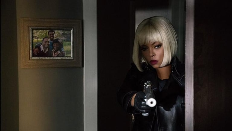 Heard on the Street: Taraji P. Henson on Playing a Hitwoman in 'Proud Mary'