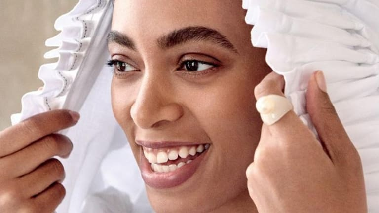 Solange Writes A Letter To Her Teen Self And It's Awe Inspiring