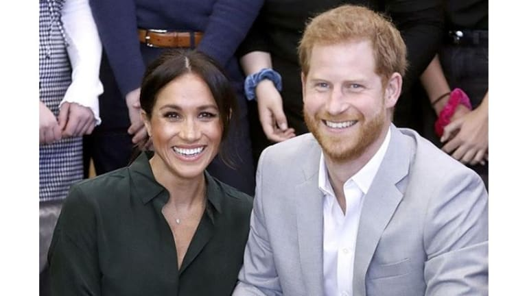 Meghan Markle Is Expecting First Child With Prince Harry