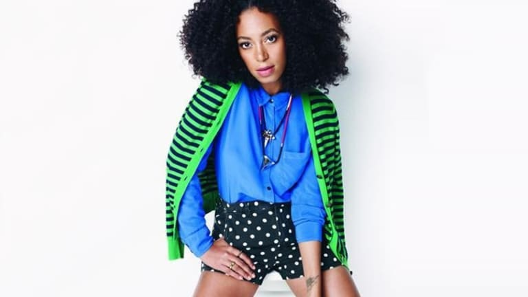 Fashion Icon, Solange, Looks Flawless in Every Color of the Rainbow