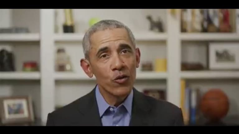 Heard on the Street: Barack Obama Endorses Joe Biden