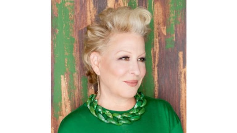 Heard on the Street: Bette Midler Calls Women 'the N-word of the World'