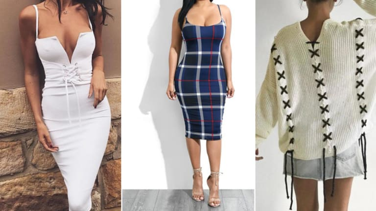 Introducing Sealed Babez Body-Conscious Dresses & Sweaters
