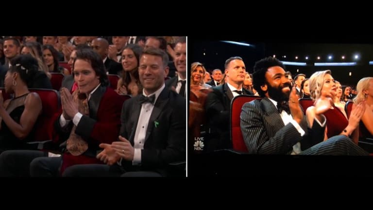 Donald Glover Attended the Emmys as 'Atlanta' Character Teddy Perkins or Did He?