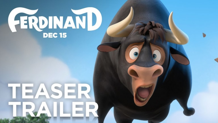 First Look: Anthony Anderson, Boris Kodjoe in 'Ferdinand' [VIDEO]
